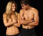 El topless de Bar Refaeli con Rafa Nadal (Lucky Bastard)