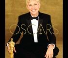 Ellen DeGeneres protagoniza el póster oficial de los Premios Oscar 2014