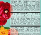 Nine Inch Nails, Slowdive, Arcade Fire, QOTSA en el Primavera Sound 2014