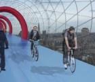La utopía ciclista de Norman Foster