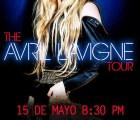 Avril Lavigne en México
