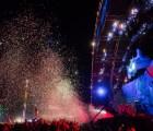 Lasers, LED's, juegos mecánicos baile y pirotecnia en el primer día del EDC