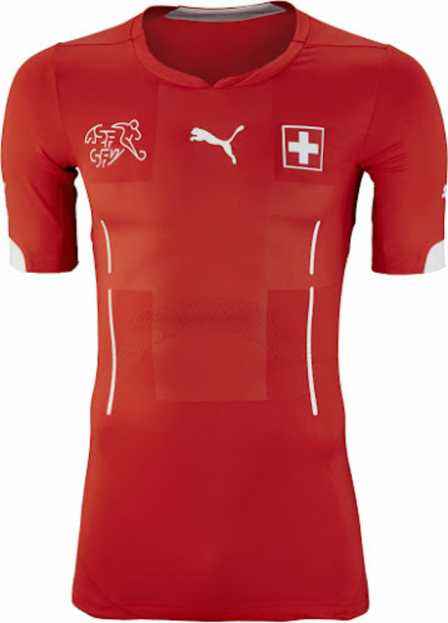 jersey suiza