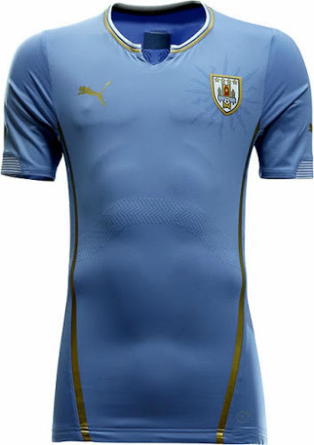 jersey uruguay