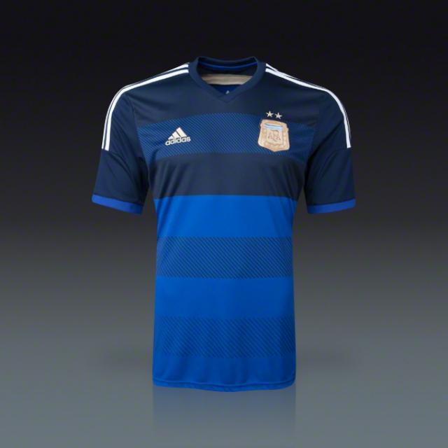 jersey visita argentina