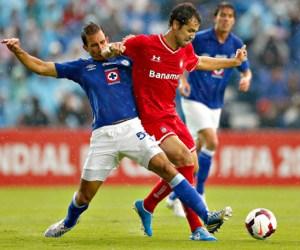 Toluca Cruz Azul Concachampions
