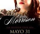 Gana boletos para Carla Morrison