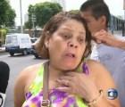 Mujer es asaltada... mientras daba su opinión sobre la inseguridad en Brasil