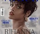 El topless (sí, otro) de Rihanna para Vogue Brasil