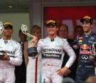 """""""Guerra"""" cantada entre los pilotos de Mercedes, se quitan los guantes en el GP de Mónaco"""