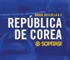 Brasil 2014 de la A a la Z: Corea del Sur