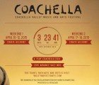 Coachella anuncia fechas para su edición de 2015