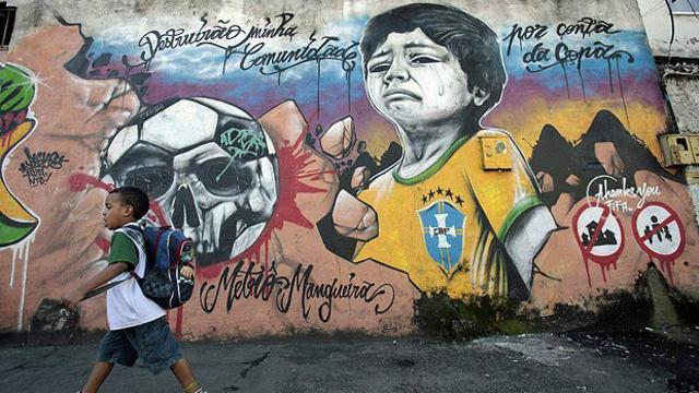 [Columna] Brasil 2014, el mundial de lo social