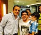 Cuau y Maradona cotorreando, y otras cosas que (no) necesitas saber sobre Brasil 2014