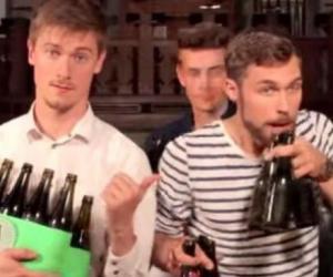 billie jena botellas