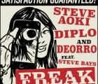 "Diplo, Steve Aoki & Deorro - ""Freak"" (con Steve Bays)"
