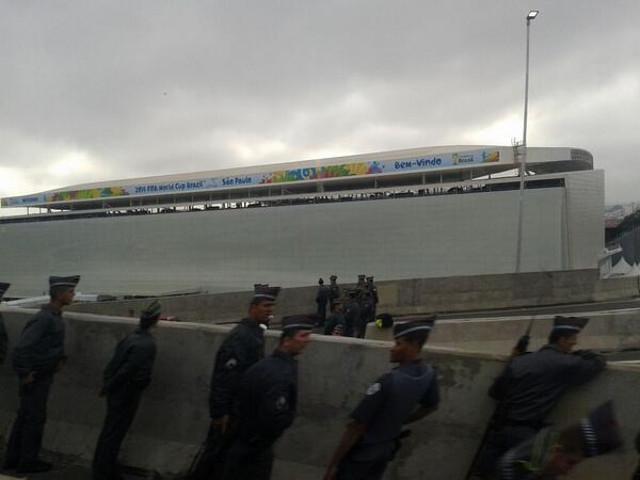inauguracion brasil 2