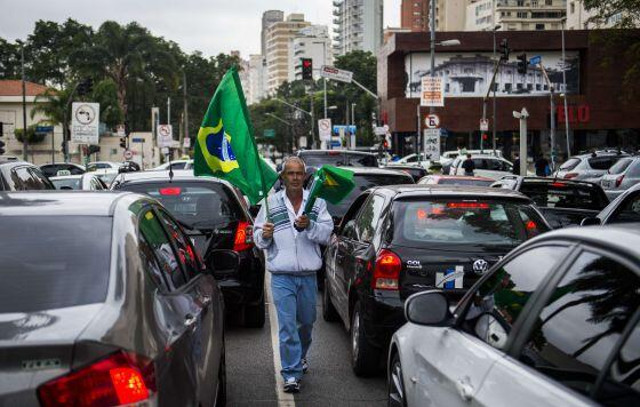 brasil inauguracion