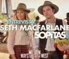 "Entrevista: Seth MacFarlane y Charlize Theron nos hablan de ""A Million Ways to Die in the West"""