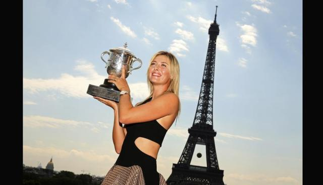 sharapova paris4