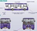 Así será el tranporte público en la Ciudad de México