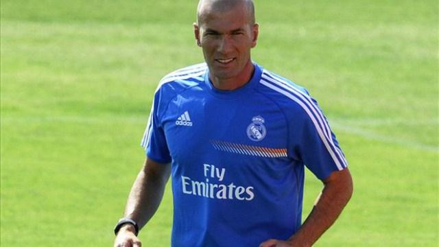 Zinedine Zidane explotó contra sus detractores