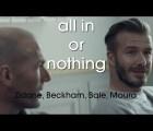 Zidane, Beckham, Bale y Moura en el nuevo comercial de Adidas
