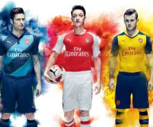 arsenal jerseys