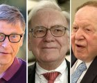Bill Gates, Warren Buffet y Sheldon Adelson exigen reforma migratoria