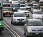 Velocidad de movilidad en el DF es de 17 km/h... con razón llegó tarde