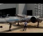 """J.J. Abrams quiere que salgamos en """"Star Wars: Episode VII"""" y nos da un vistazo de un X-Wing"""