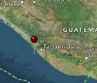 Sismo de 6.9 grados sacude Chiapas