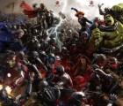 """Hulk y Thor también están en los nuevos posters de """"Avengers: Age of Ultron"""""""