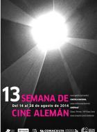 Vayan a la 13ª Semana de Cine Alemán en México