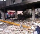 Muere empleada del SAT tras explosión en aduana de Piedras Negras, Coahuila