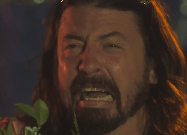 Mira el IceBucket Challenge de Foo Fighters
