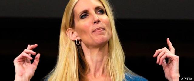Video:columnista dice EE.UU. debe bombardear México como Israel hace en Gaza Ann-coulter