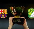Revive el triunfo 6-0 del Barcelona sobre León en el Joan Gamper