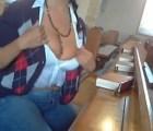 Arrestan a pornstar que anónimamente profanó iglesia, hombre reconoció sus senos