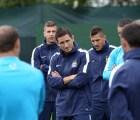 Así se ve Frank Lampard entrenando con el Manchester City