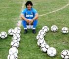 Publican video inédito de jugadas de Diego Armando Maradona