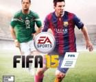 Y con ustedes... la portada del FIFA 15 (para México)