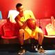 Video: Jeremy Lin y los sustos en un museo de cera