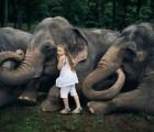 Así de increíble es crecer con animales