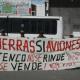 """Ejidatarios de Atenco marchan al Ángel: """"Nosotros no vendimos las tierras para el aeropuerto"""""""