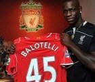 Mario Balotelli vendió 63 mil euros en playeras... solo en un día