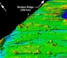 Volcanes extintos y otros descubrimientos del fondo marino en la búsqueda del MH370