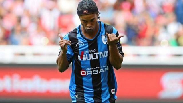 Checa el primer gol de Ronaldinho en México y todos los goles de este fin de semana