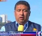 """Tuve que parecer """"amistoso"""" con """"La Tuta"""": ex corresponsal de Televisa en Michoacán"""