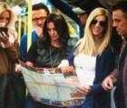 Los personajes de Friends recorren Londres